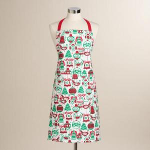 ornament apron