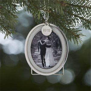 silver-pearl-photo-frame-ornament-with-2015-charm
