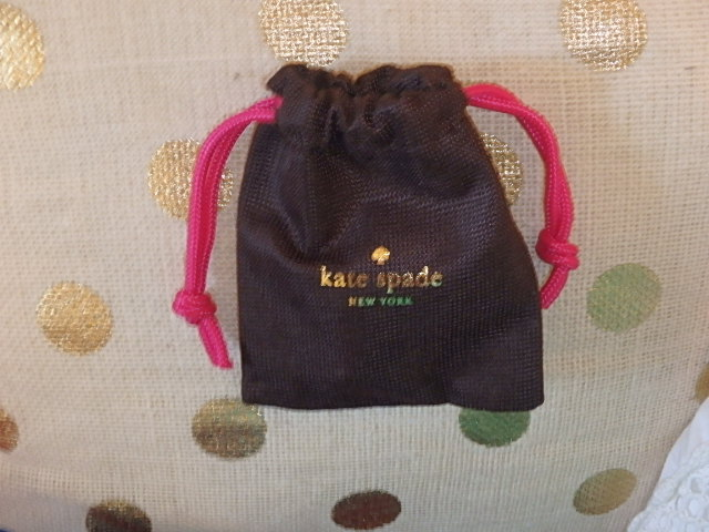 Kate Spade Christmas shopping in July