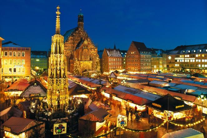 Nuremberg: Christmas market